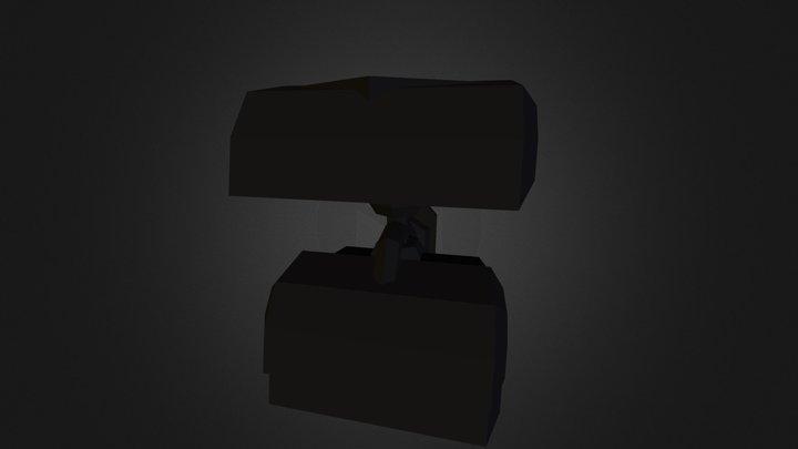 Biblio Craft- Mod-1 5 3D Model