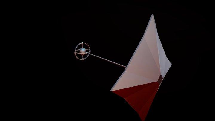 Norship v1 3D Model