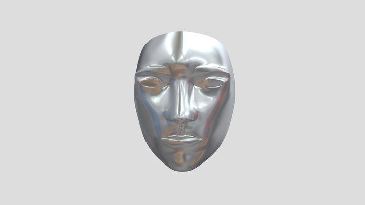 Basic Face 3D Model