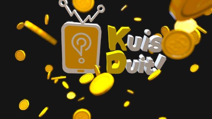 Kuis Duit Logo Animation2 3D Model