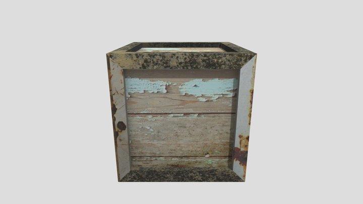 Crate Test 2 3D Model