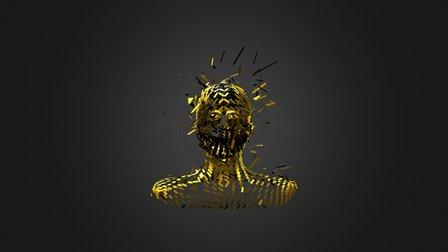 Shattered 3D Model