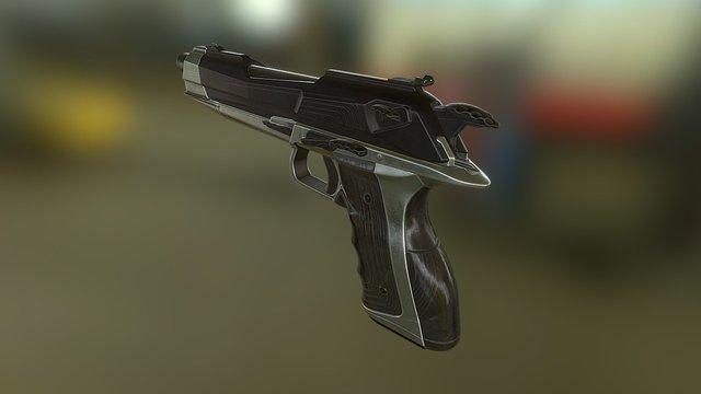 Rands Signature 3D Model