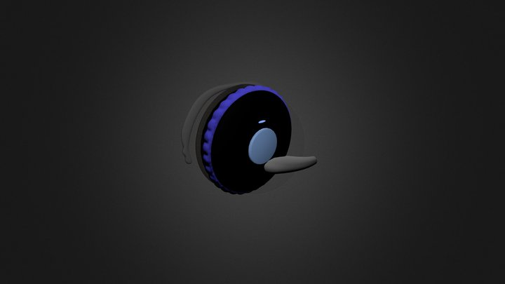 Headset_prototype_C 3D Model
