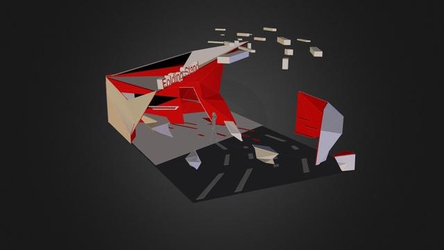 OXCOMPE Web 3D View Sample. 3D Model