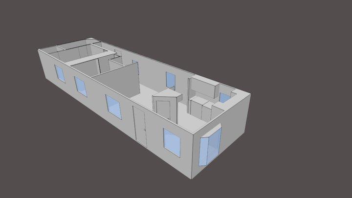 Debbie Thomas' House 3D Model
