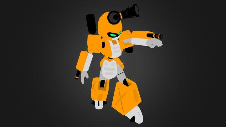 Metabee (custom v2) 3D Model