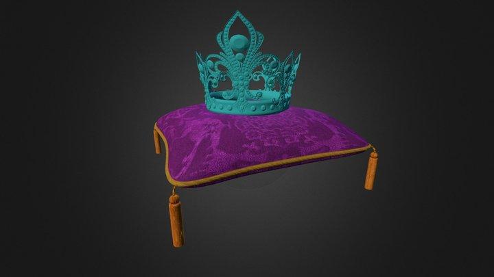 WIP: Crown 3D Model