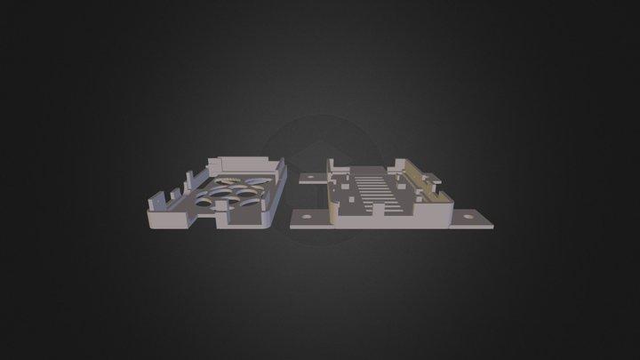 Raspberry Pi Mounting V18 Rpi Nis 3D Model