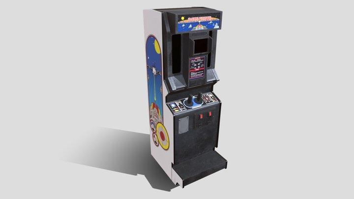 Battlezone Arcade 3D Model