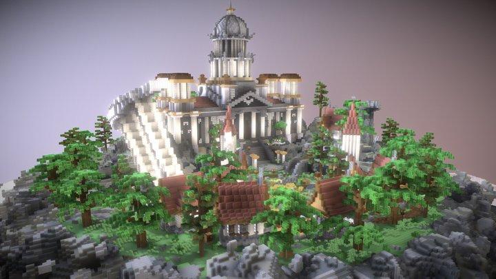 Reborn spawn 3D Model