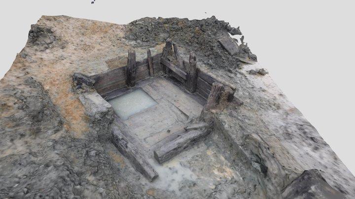 IEME03 Schuilplaats WO I (S.24) 3D Model