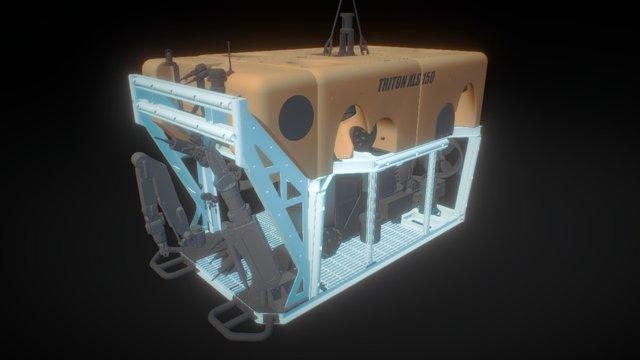 ROV 3D Model