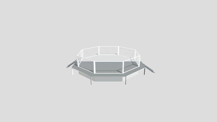 Octagon 30fit 3D Model