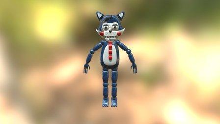 Candy Rig 3D Model