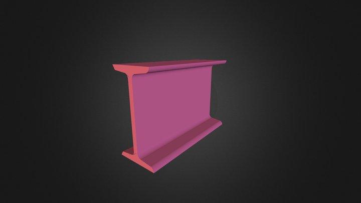 iBeam 3D Model