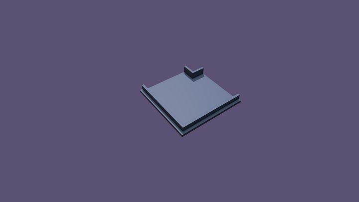 Bridge_Turn 3D Model
