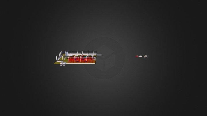 SCATNDLE11242014 3D Model