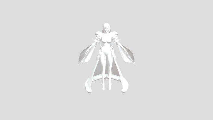 White Snow (v1 0) By JOKER 3D Model