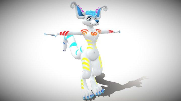 Crux 3D Model
