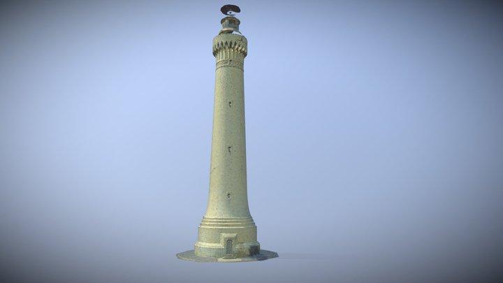 Casablanca_Lighthouse_RTC360 3D Model