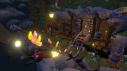 Goblin Escape! 3D Model