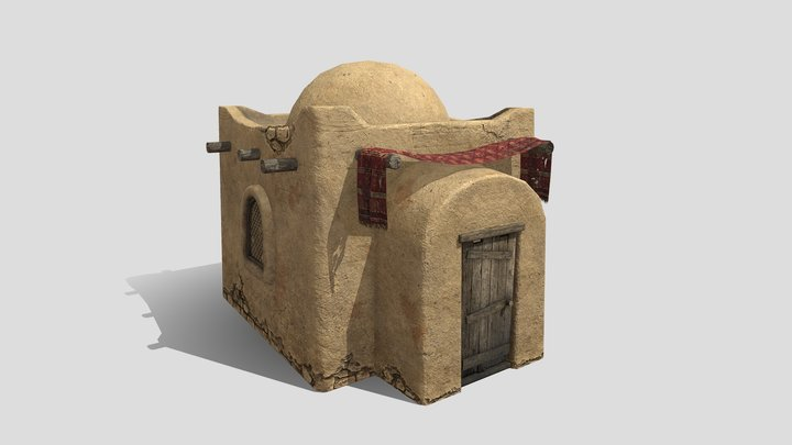 House Lil Atlas Test 3D Model