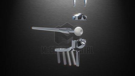 Medical Device 3D Model