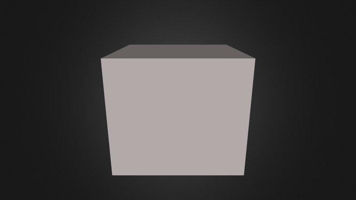 Box1 3D Model