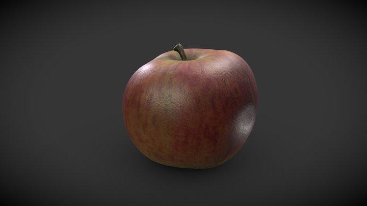 Garden Apple 3D Model