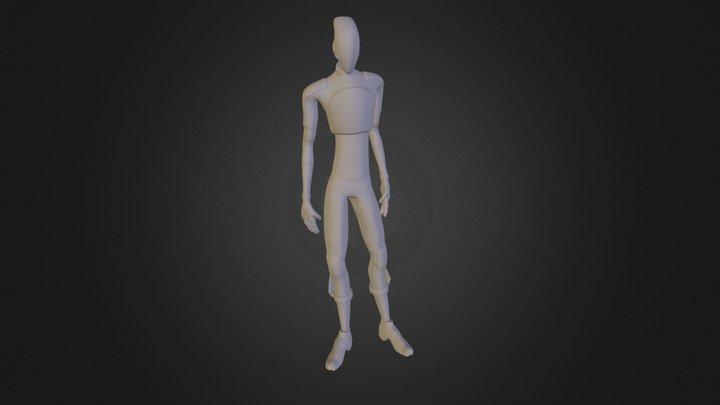 Perso 3D Model