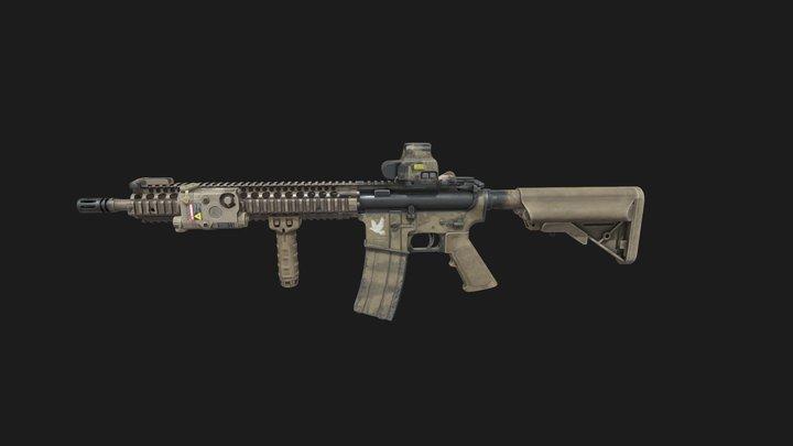 Peacemaker - desert version 3D Model