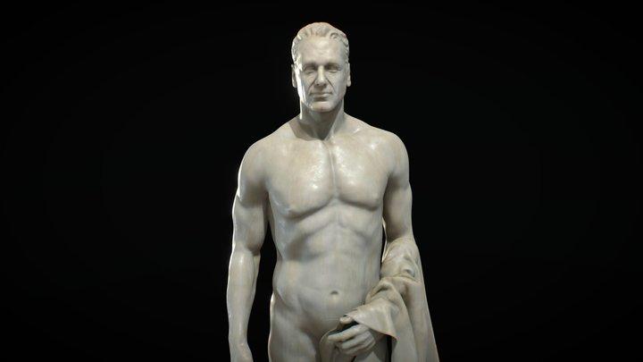 Anthony 3D Model