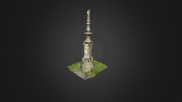 Farola2 3D Model