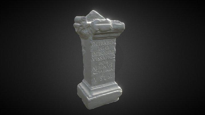 Ara Viseu 3D Model