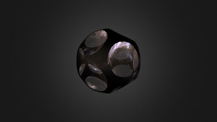 Ball of destiny 3D Model