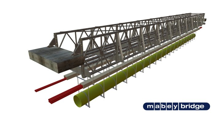 Mabey Compact 200™ 3D Model