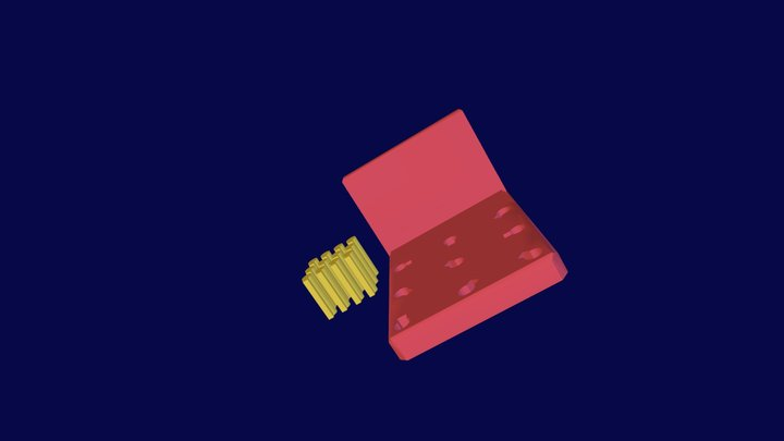 Grand Luulia- Maimu 3D Model