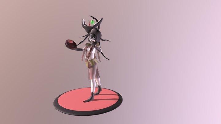 Sekmeth 3D Model