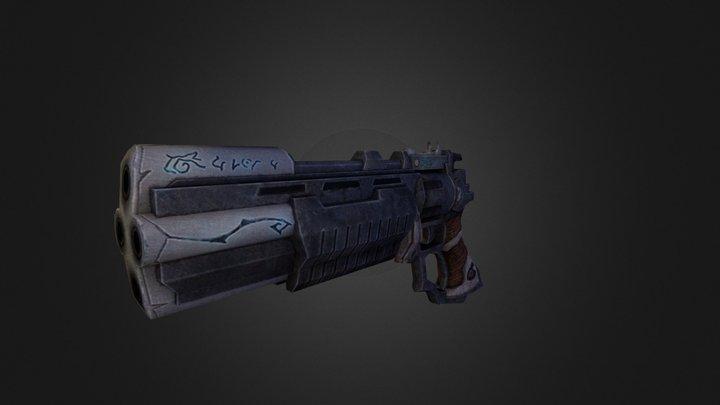 Weapon test 3D Model