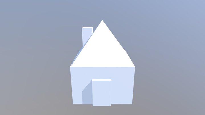 House 3d model 3D Model