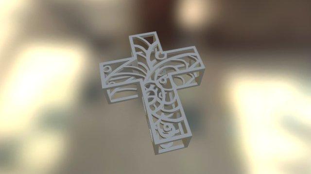 Cross Finish 3D Model