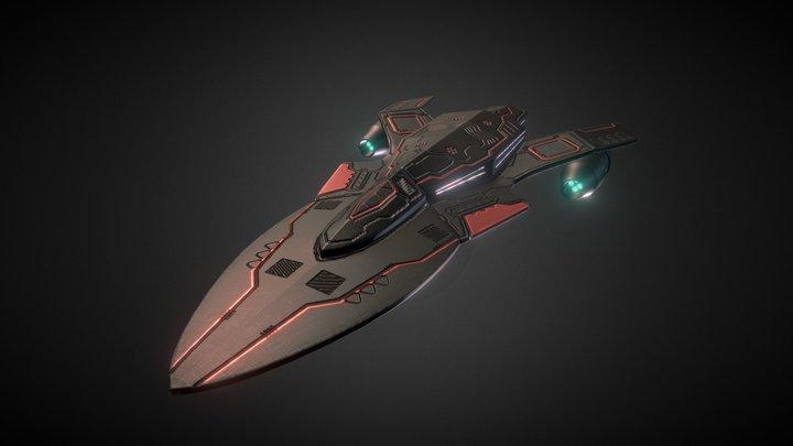 Scout RS28 3D Model