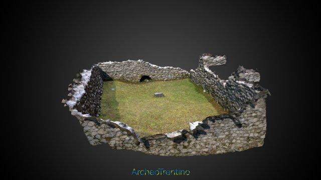 Lago Loppio Edificio I - Zona A 3D Model