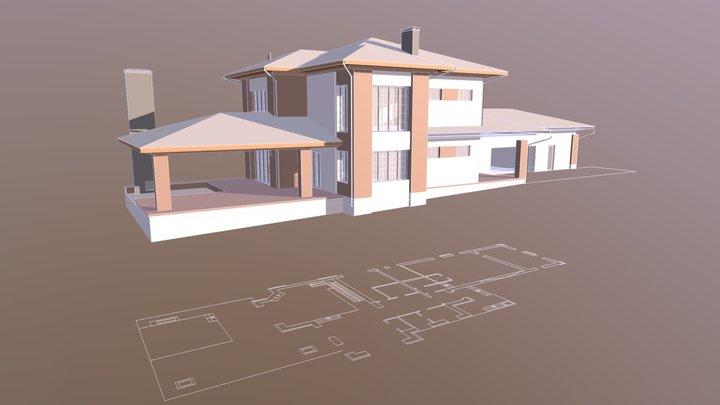 AURORA 7.1 3D Model