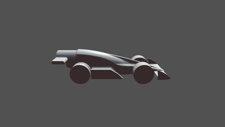 The Bucephalus 3D Model