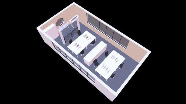 BUREAU FACTICE 3D Model