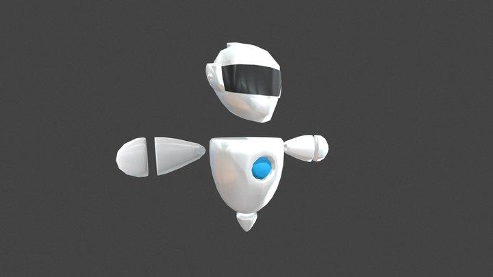 marina-sketchfab 3D Model