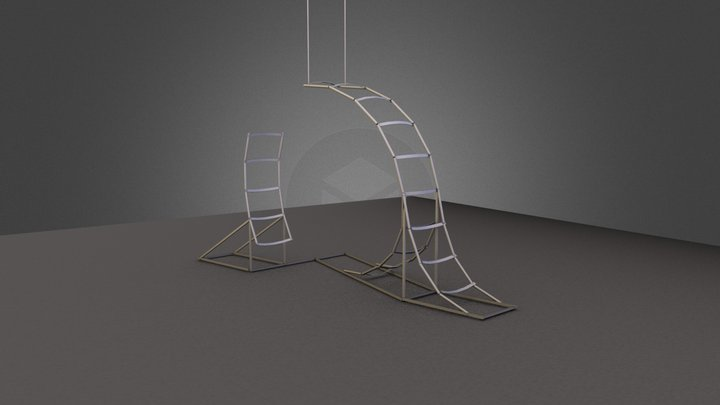 AsphaLoop 3D Model