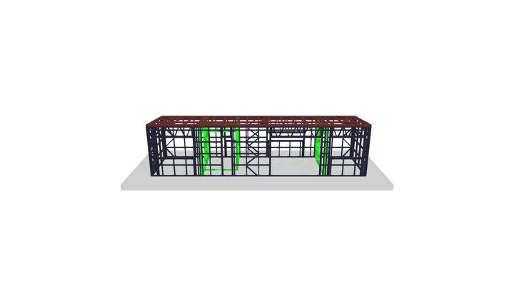 Frame Kit #49 3D Model
